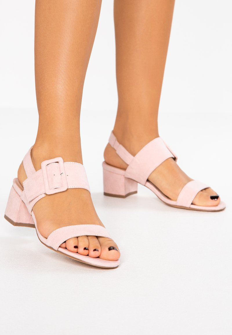 JETTE - Sandały - rose