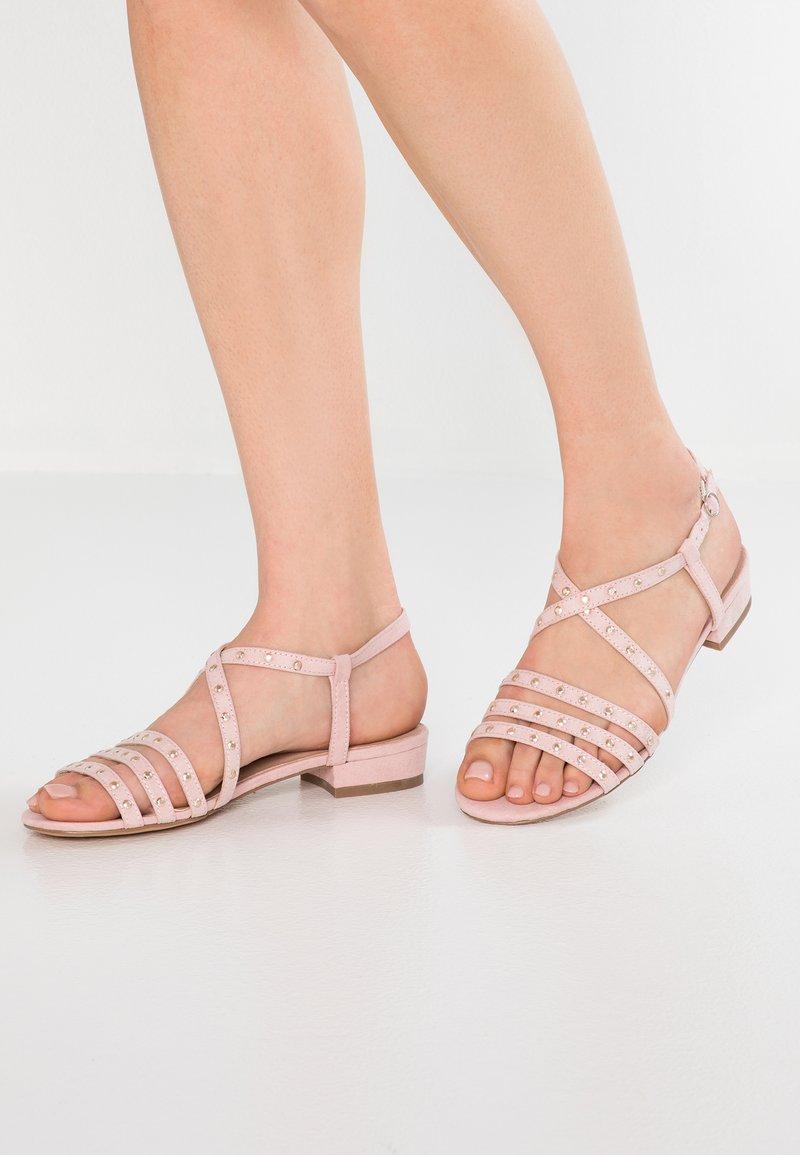 JETTE - Sandals - rose