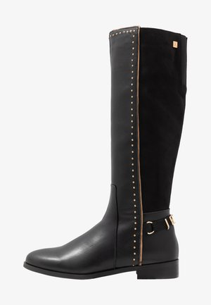 Boots - black/gold