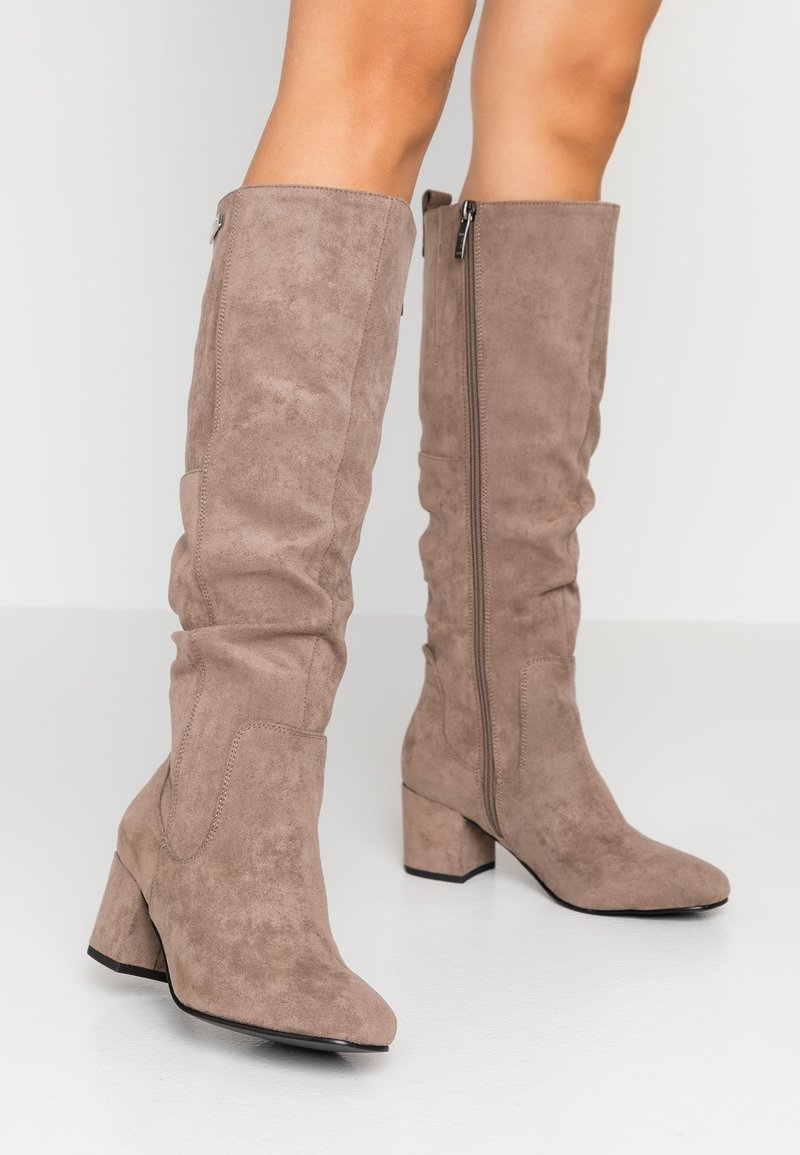 JETTE - Stiefel - taupe