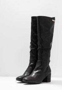 JETTE - Vysoká obuv - black - 4