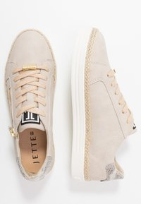 JETTE - Trainers - sand - 3