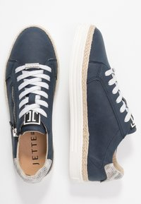 JETTE - Trainers - navy - 3