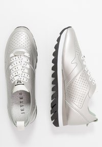 JETTE - Trainers - silver - 3