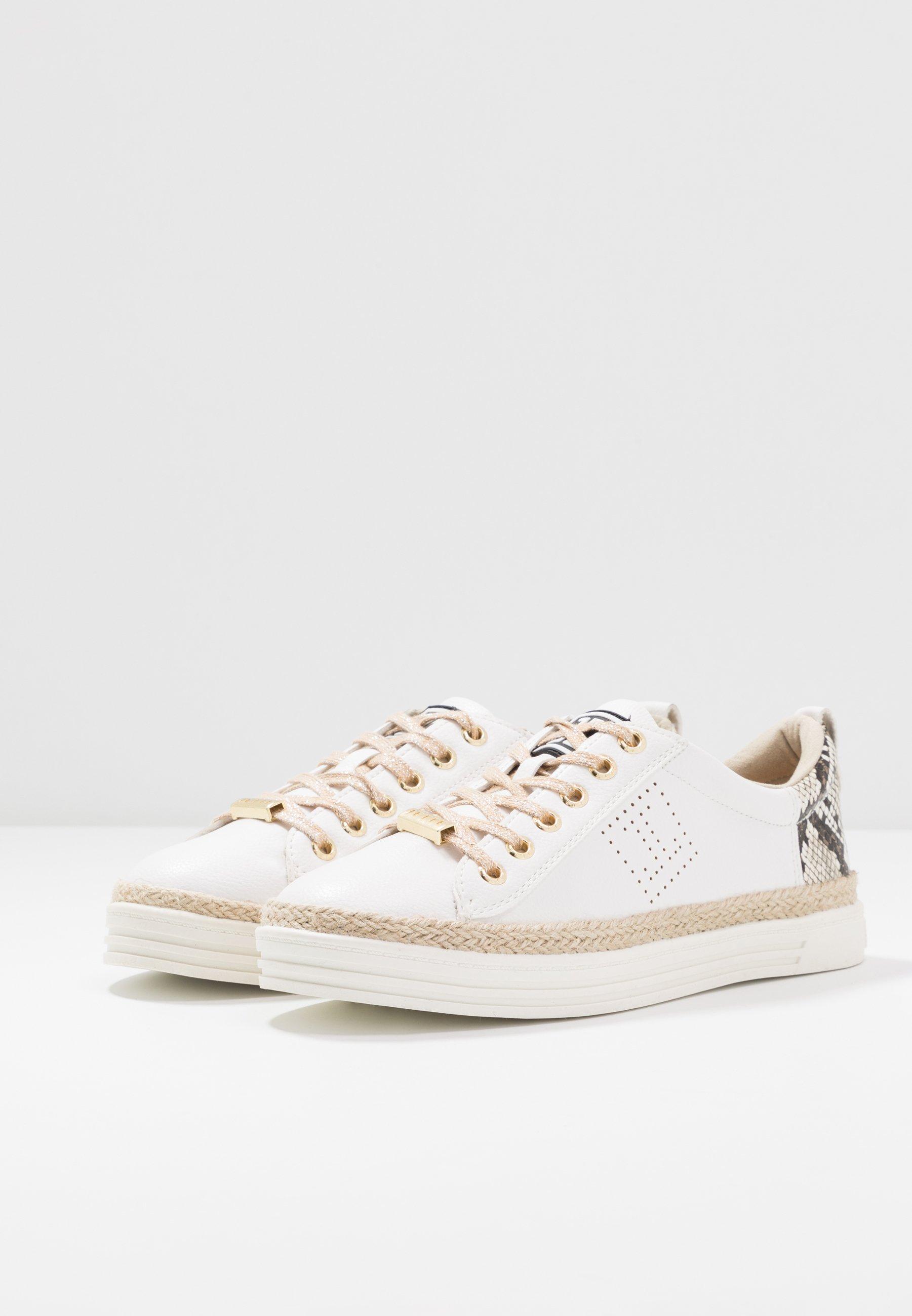 JETTE Baskets basses - white