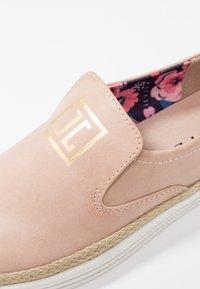 JETTE - Nazouvací boty - rose - 2