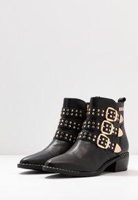 JETTE - Ankle boots - black - 4