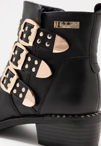 JETTE - Ankle boots - black - 2