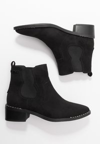 JETTE - Ankle boots - black - 3