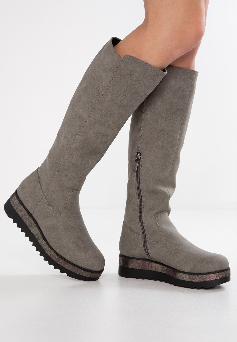 JETTE - Snowboot/Winterstiefel - grey
