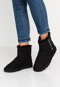 JETTE - Classic ankle boots - black - 0