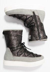 JETTE - Kotníkové boty - grey/pewter - 3