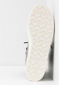 JETTE - Støvletter - grey/pewter - 6