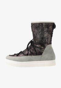 JETTE - Støvletter - grey/pewter - 1