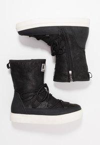 JETTE - Kotníkové boty - black - 3