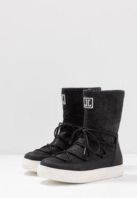 JETTE - Kotníkové boty - black - 4