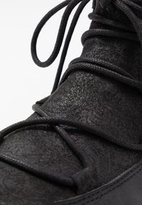 JETTE - Kotníkové boty - black - 2