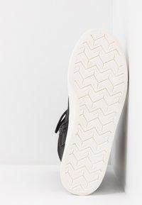 JETTE - Kotníkové boty - black - 6