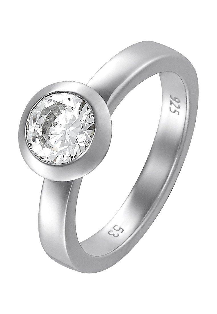 JETTE - BASIC - Ring - silber