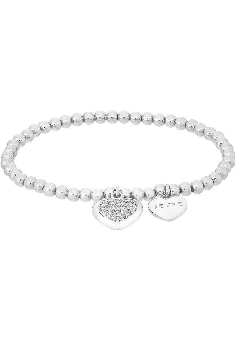 JETTE - MY LOVE - Bracelet - silber