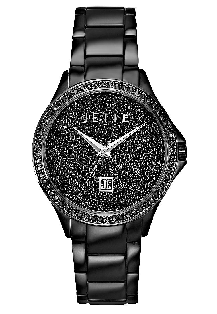 JETTE - Watch - schwarz