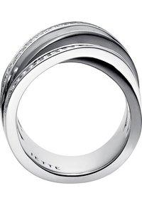 JETTE - RIVER - Ring - silberfarben - 2