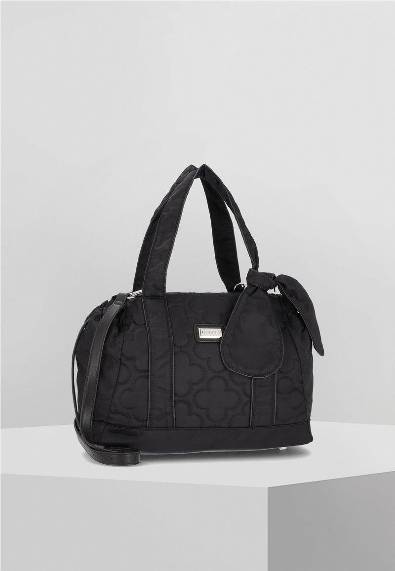 JETTE - LUCKY - Handtasche - black
