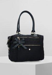 JETTE - Tote bag - black - 0