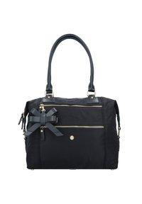 JETTE - Tote bag - black - 2