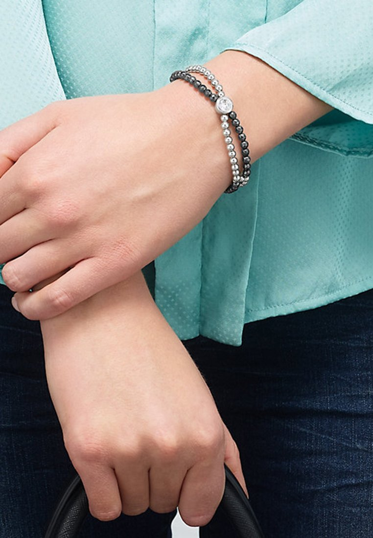 JETTE - SILVER SUMMER NIGHT - Armband - silver-coloured