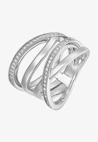 JETTE - JETTE SILVER  - Ring - silver-coloured - 1
