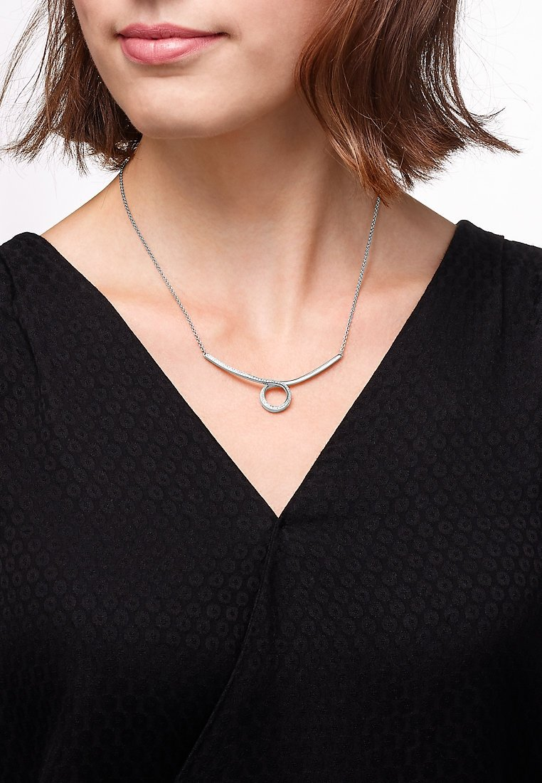 JETTE - JETTE OH YEAH - Necklace - silver-coloured