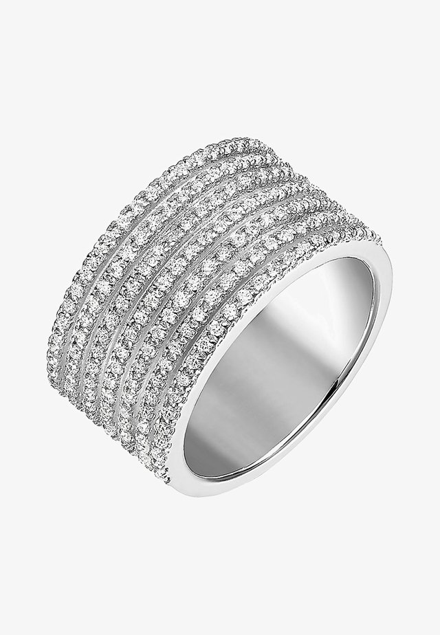 JETTE  TROPICAL HEAT - Ring - silber-coloured