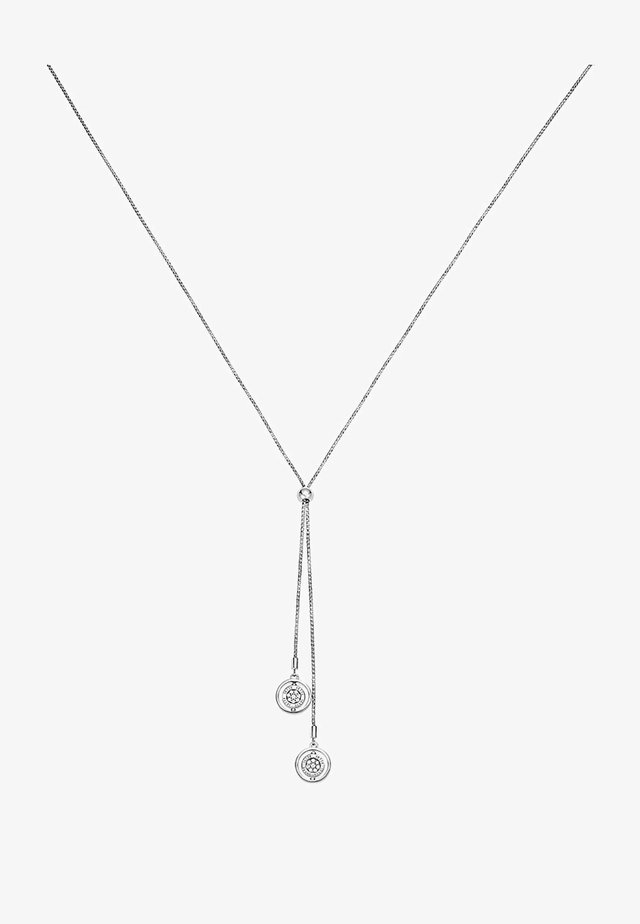 HAPPY - Necklace - silber