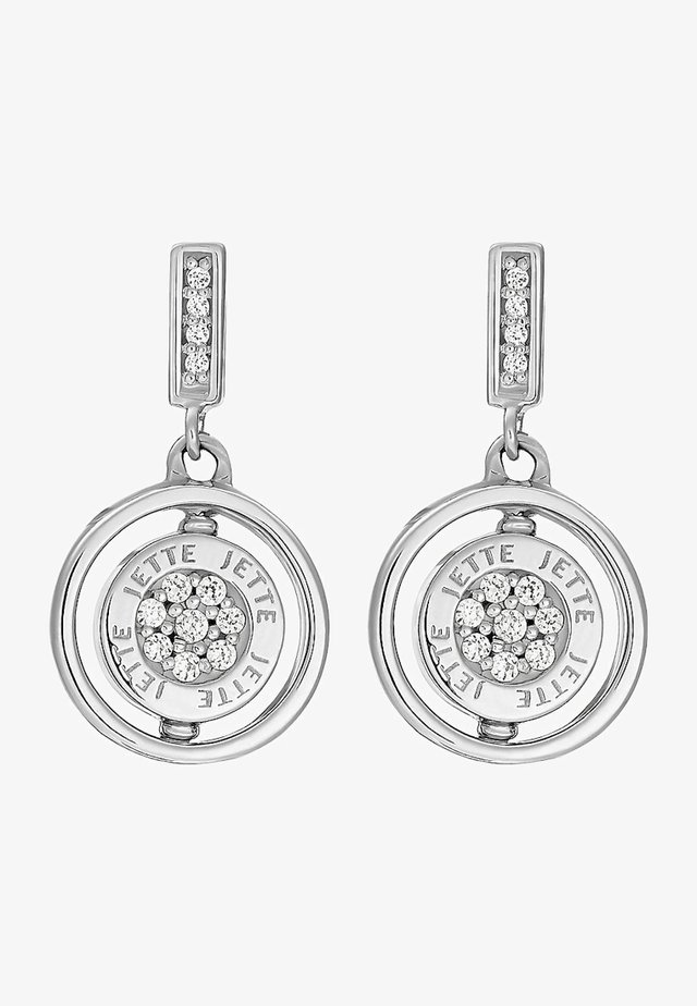 HAPPY - Earrings - silber