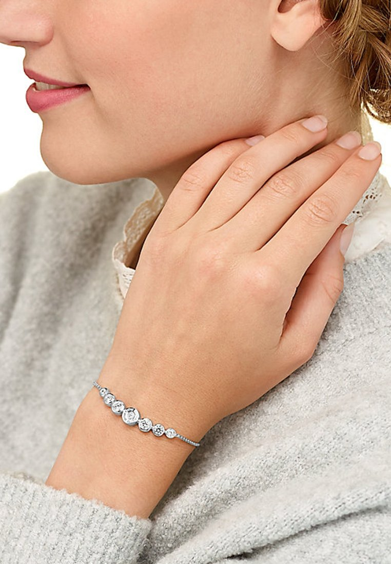 JETTE - Armband - silver-coloured