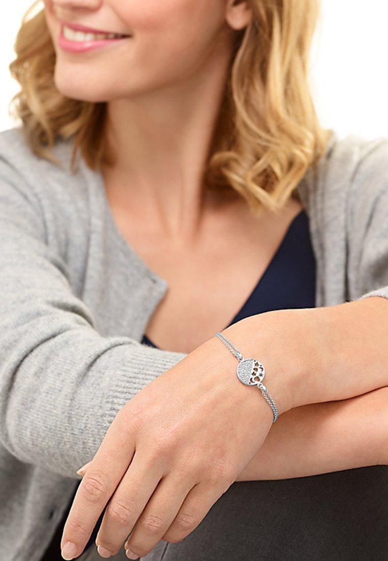 JETTE - HIGHLIGHT - Bracelet - silver-coloured