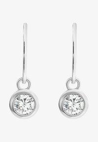 JETTE - Earrings - silver coloured - 1
