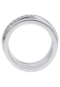 JETTE - Ring - silver coloured - 3