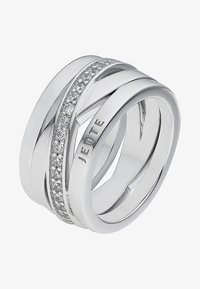 JETTE - Ring - silver coloured - 1