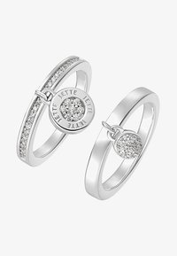 JETTE - Ring - silver-coloured - 1