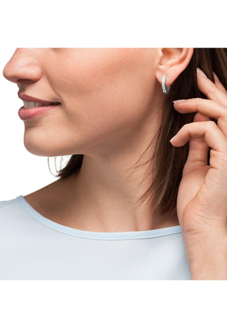 JETTE - Earrings - silver