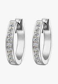 JETTE - Ohrringe - silver - 1