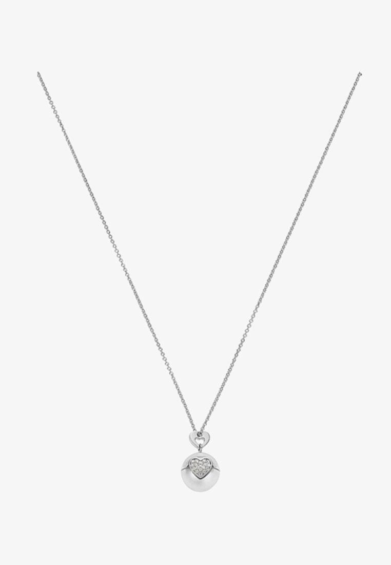 JETTE - Halskette - silver-coloured