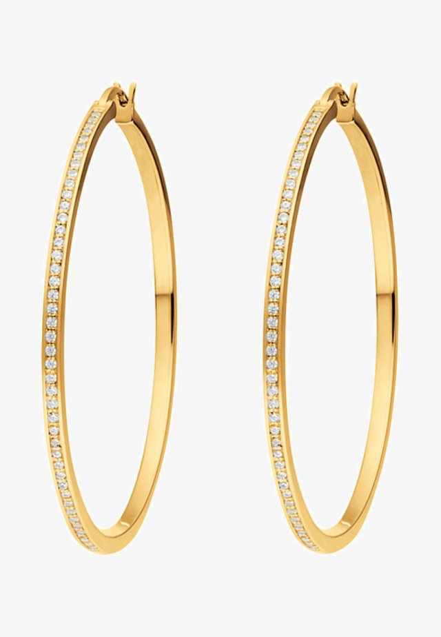 CREOLE - Earrings - gold-colored