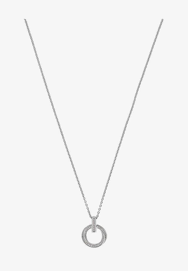 Halskette - silver- coloured