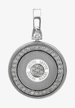 LUCKY - Anhänger - silver-coloured
