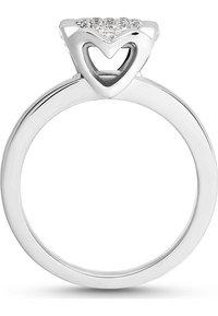 JETTE - Ring - silber - 2