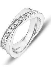 JETTE - Ring - silber - 3