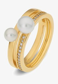 JETTE - Ring - gold - 0